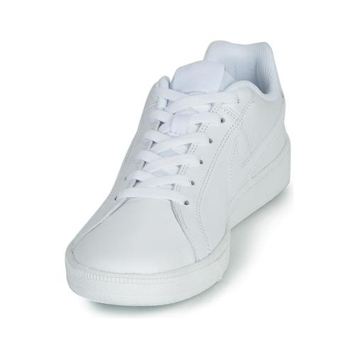 Basses Nike Royale Blanc Homme Court Baskets WH9Y2EDI