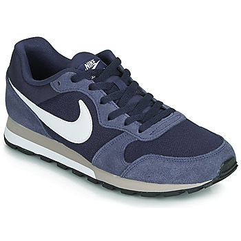 Chaussures Homme Baskets basses Nike MD RUNNER 2 Marine / Blanc