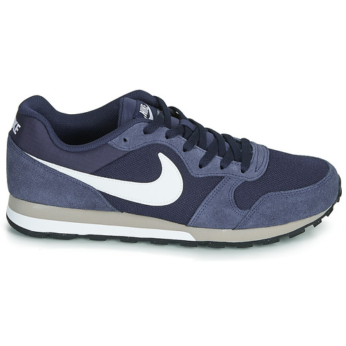 Nike Runner Chaussures 2 Basses Md Baskets Homme MarineBlanc qSUVpMzG
