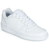 Chaussures Homme Baskets basses Nike EBERNON LOW Blanc