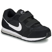 Chaussures Enfant Baskets basses Nike MD RUNNER 2 PRE-SCHOOL Noir / Blanc