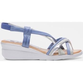 Chaussures Femme Sandales et Nu-pieds Marila 619 bleu