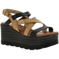Chaussures Femme Sandales et Nu-pieds Marila 8109 noir