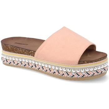 Chaussures Femme Sandales et Nu-pieds Buonarotti 1AD-19127 Rosa