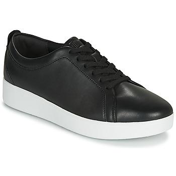 Chaussures Femme Baskets basses FitFlop RALLY Noir