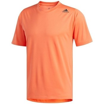 Vêtements Homme T-shirts manches courtes adidas Originals Freelift Sport Prime Lite Orange