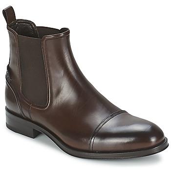 Chaussures Homme Boots Roberto Cavalli ARKELL Marron
