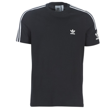 Vêtements Homme T-shirts manches courtes adidas Originals LOCK UP TEE Noir