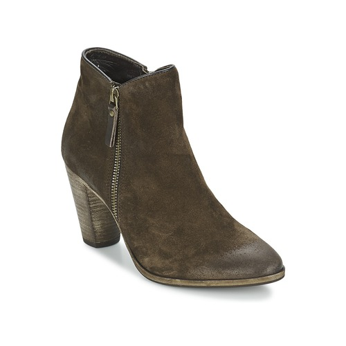 Chaussures Femme Low boots n.d.c. SNYDER Taupe