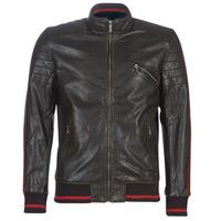 Vêtements Homme Vestes en cuir / synthétiques Desigual ANTON Marron