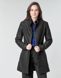 Vêtements Femme Manteaux Desigual SIMONE Noir