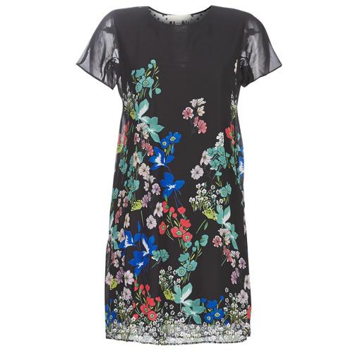 Vêtements Femme Robes courtes Desigual LORETHA Multicolore