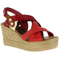 Chaussures Femme Sandales et Nu-pieds Marila 508 rouge