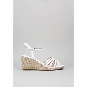 Chaussures Femme Sandales et Nu-pieds La Strada  Blanc