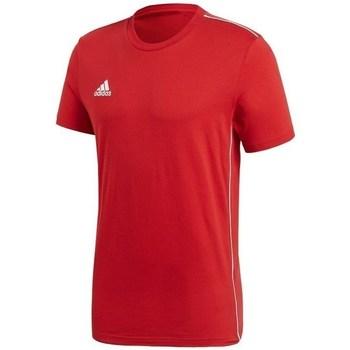 Vêtements Homme T-shirts manches courtes adidas Originals Core 18 Rouge