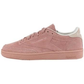 Chaussures Femme Baskets basses Reebok Sport Club C 85 Nbk Rose