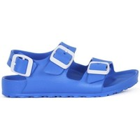 Chaussures Garçon Mules Birkenstock Milano Kids Eva Bleu