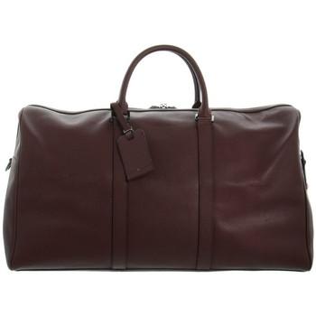 Sacs Sacs de voyage Hexagona Sac de voyage  en cuir ref_46240 Bordeaux 56*40*24 bordeaux