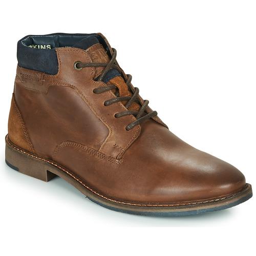 Chaussures Homme Boots Redskins JAMILO Marron