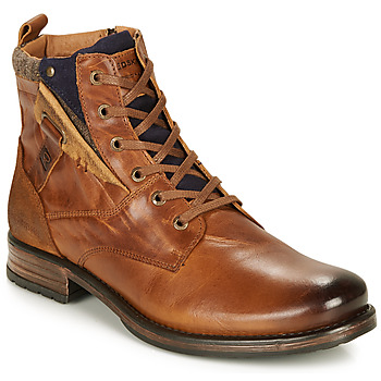 Chaussures Homme Boots Redskins YLMAZ Cognac