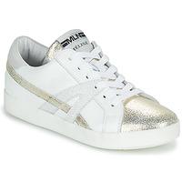 Chaussures Femme Baskets basses Meline CRINO Blanc