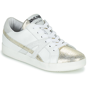 Chaussures Femme Baskets basses Meline CRINO Blanc