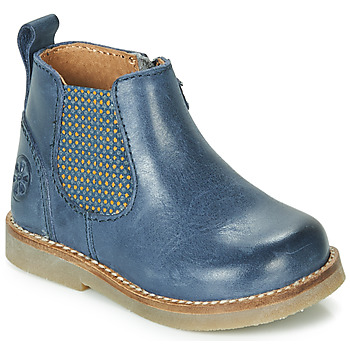 Chaussures Enfant Boots Aster STIC Bleu