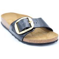Chaussures Femme Sandales et Nu-pieds Birkenstock madrid big buckle Noir