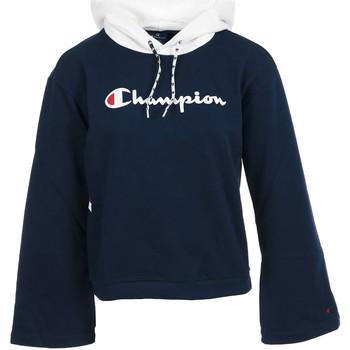 Vêtements Femme Sweats Champion Hooded Sweatshirt Wn's noir