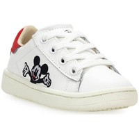 Chaussures Enfant Baskets basses Moa Master Of Arts Mickey Welcome White