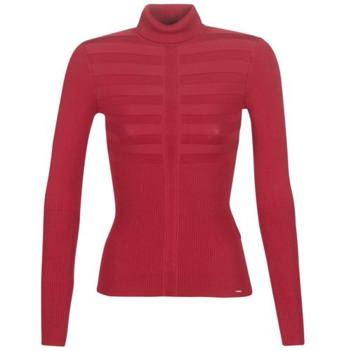 Vêtements Femme Pulls Morgan MENTOS Rouge