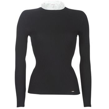 Vêtements Femme Pulls Morgan MLOU Noir