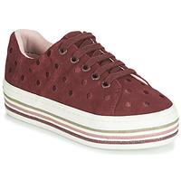 Chaussures Fille Baskets basses Gioseppo FUSSEN Bordeaux