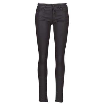 Vêtements Femme Jeans slim Replay LUZ Noir
