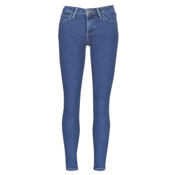 Vêtements Femme Jeans slim Lee SCARLETT STONE MILTONA Bleu