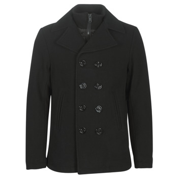 Vêtements Homme Manteaux Schott CYCLONE3 Noir