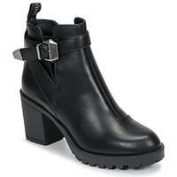 Chaussures Femme Bottines Only BARBARA HEELED Noir
