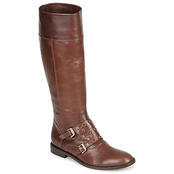 Chaussures Femme Bottes ville Etro QUERO Marron