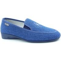 Chaussures Femme Chaussons Semelflex MARIE LISE BLEU