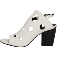 Chaussures Femme Sandales et Nu-pieds Bueno Shoes L3704 BLANC
