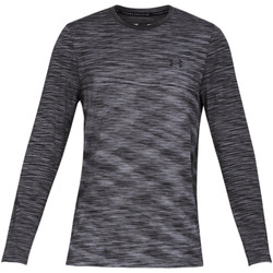 Vêtements Homme T-shirts manches longues Under Armour Maillot Vanish Seamless Ls gris