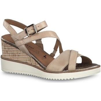 Chaussures Femme Sandales et Nu-pieds Tamaris 28349 beige