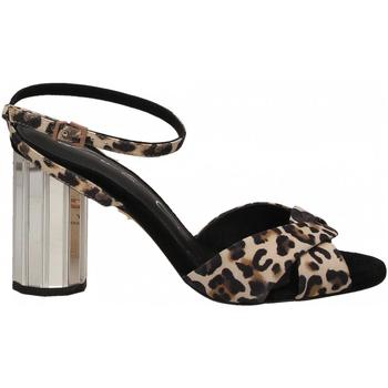 Chaussures Femme Sandales et Nu-pieds Lola Cruz  leo-taupe