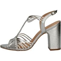 Chaussures Femme Sandales et Nu-pieds Vicenza 49904 ARGENT