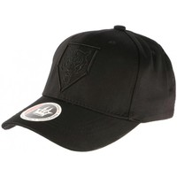 Accessoires textile Casquettes Hip Hop Honour Casquette Baseball Noire Tete de Tigre Streetwear Coton Premium Noir