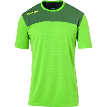Vêtements Enfant T-shirts manches longues Kempa T-shirt  Junior Emotion 2.0 vert