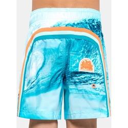 Vêtements Enfant Maillots / Shorts de bain Sundek B504BDP03TW 006 blanc