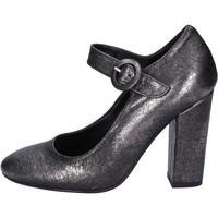 Chaussures Femme Ballerines / babies Nacree escarpins cuir synthétique gris