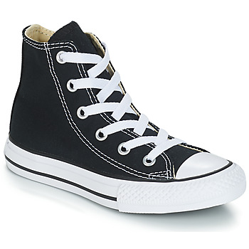 c4723f6b8a001 Chaussures Enfant Baskets montantes Converse CHUCK TAYLOR ALL STAR CORE HI  Noir