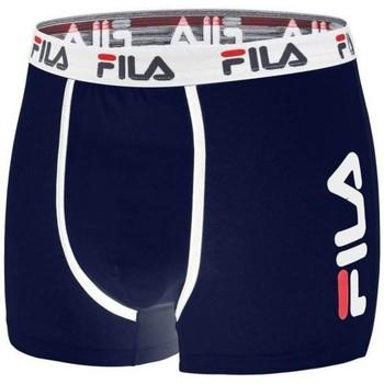 Sous-vêtements Homme Boxers Fila CUISSE bleu